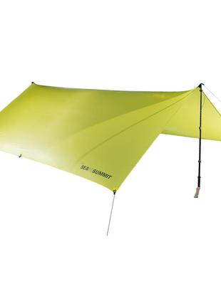 Тент Sea to Summit Escapist 15D Tarp Large Lime