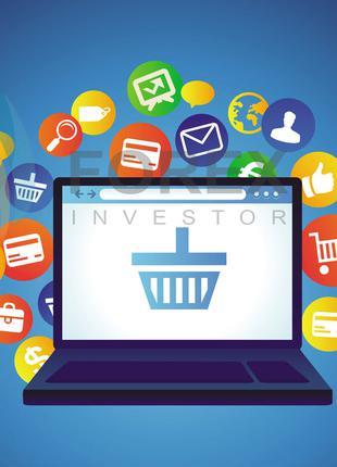 Создать сайт / интернет магазин / лендинг /реклама / продвижение