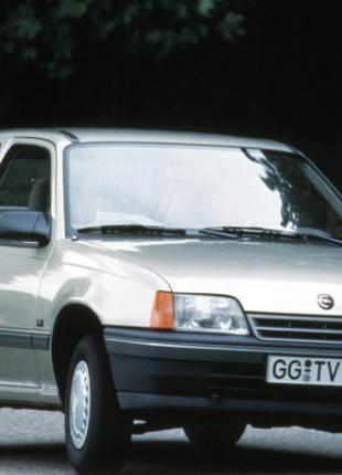 Разборка Opel Kadett 1.6 S (E) Авторазборка Опель Кадет Запчасти