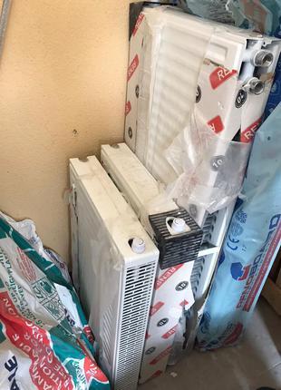 Радиаторы Rens 500×700 и 500×1100