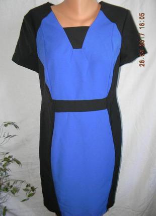 Комбинированное платье george