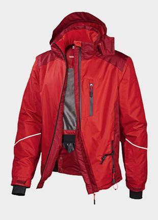 Лыжная мужская термо куртка crivit, размер 50