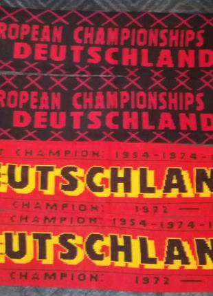 Футбольный шарф сб.Германии