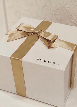 Подарочные наборы Rituals косметика.