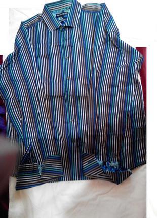 Рубашка мужская размер 52