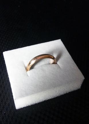 Кольцо обручальное Рандоль (бериллиевая бронза)