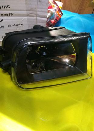Фара противотуманная левая BMW 5 E39 (пр-во TEMPEST) 014 0089 H1C