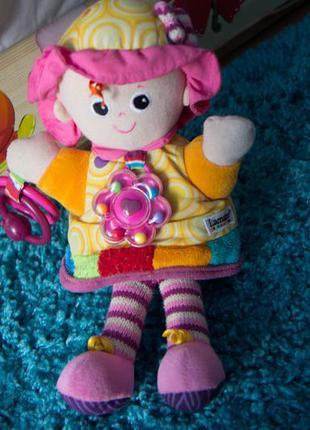 Фирменная игрушка подвеска lamaze