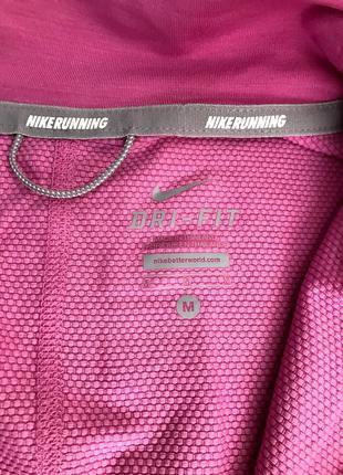 Кофта для бега на молнии, худи, свитшот Nike (оригинал)
