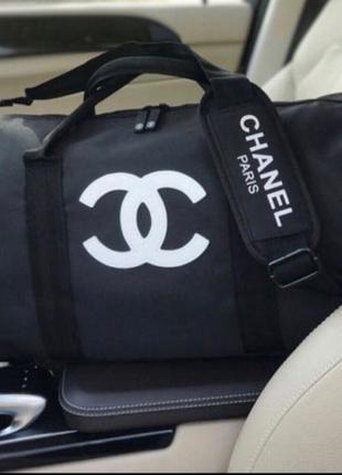 Спортивная сумка Шанель Chanel