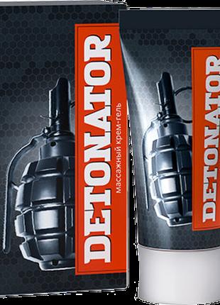 Detonator - Массажный крем-гель для потенции и эрекции (Детонатор