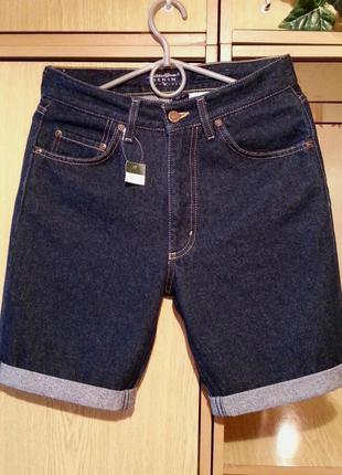 Джинсовые шорты,бриджи eddie bauer.оригинал.
