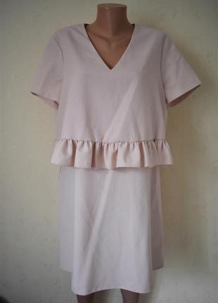 Красвое платье большого размера