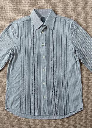 Armani exchange рубашка оригинал (m-l)