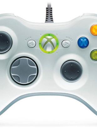 Проводной геймпад Microsoft Xbox 360 PC/Xbox 360