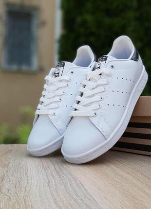Мужские кроссовки adidas stan smith адидас стен смит