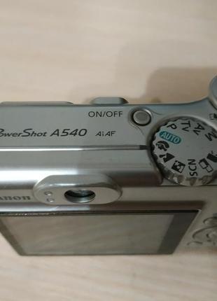 Canon a540