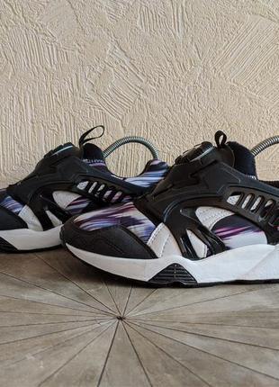 Жіночі кросівки puma disc blaze print
