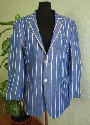 Пиджак очень большой размер. santinelli.
