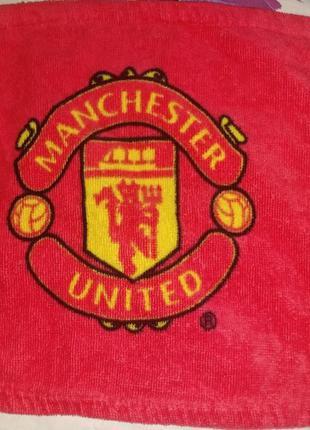 Салфетка с символикой fc manchester united