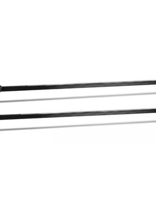 Багажник Daewoo Lanos (сталь,прямоугольный профиль)LA 240322/48