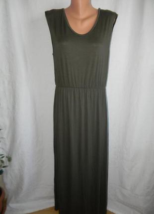 Трикотажное платье в пол dorothy perkins