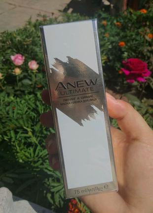 Avon Anew маска плівка для обличчя 75 мл