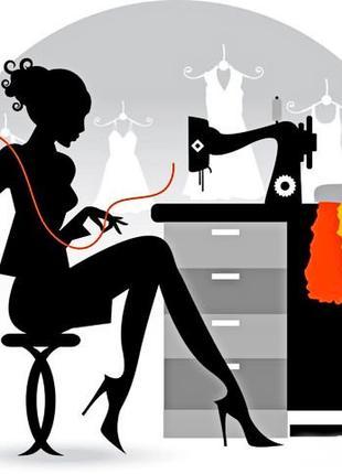 Маспошив женской одежды