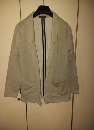 Пиджак кардиган kiabi 12-146-152