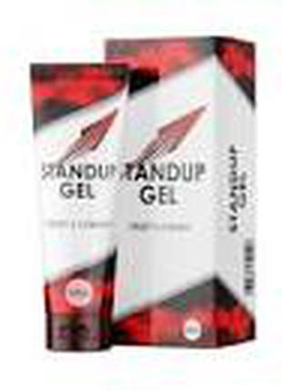 StandUp Gel - Гель для увеличения члена!