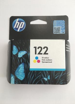 Картридж HP 122 Color (2021 год Свежий)