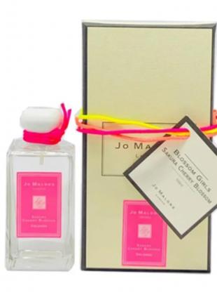 Нишевый парфюм jo malone sakura cherry blossom 100 ml original
