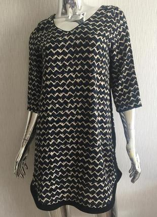 Платье туника рукав 3 4 дефект на шве mamouchka