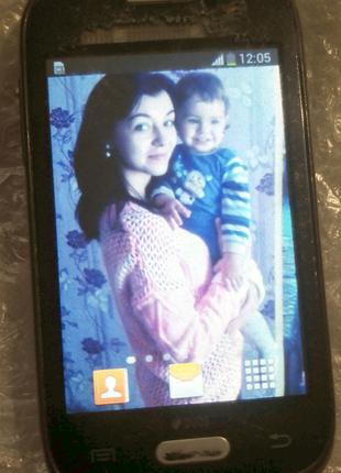 Samsung Galaxy Young Duos GT-S6312 на Андроиде 4