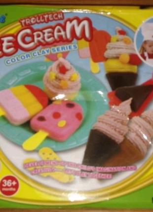 """Набор Плей До """"play-doh"""" инструменты мороженщика Ice Cream Treats"""