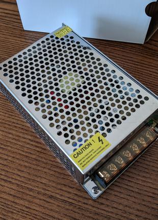 Новый блок питания / Блок живлення 24V 5A(120Вт) DC гудит катушка