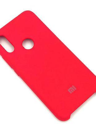 Чехол XIAOMI RedMi 7 Silicon Case Redberry