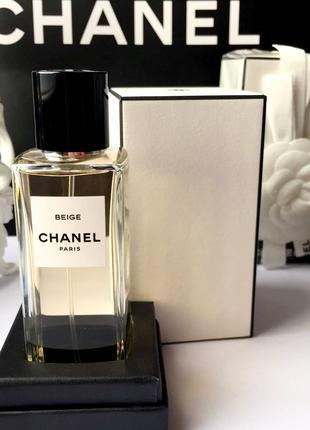Chanel Les Exclusifs de Chanel Beige_Оригинал EDP_3 мл затест