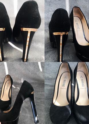 Женские туфли, туфли на каблуке, вечерние туфли