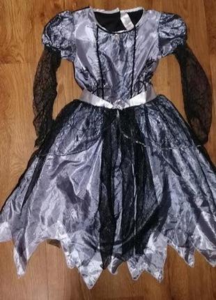 🧛♀️🧛♀️🧛♀️карнавальное платье на хеллоуин hellowin на девочк...