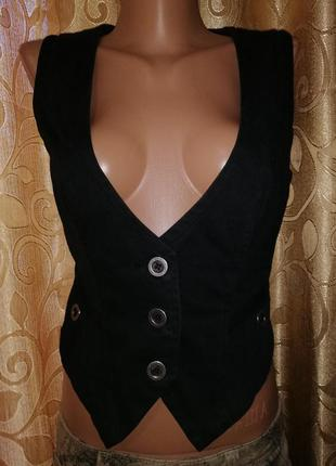 🌺🌷🌺стильная женская классическая, строгая жилетка, безрукавка ...