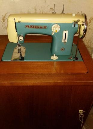 Швейная машина ножной привод Чайка-2
