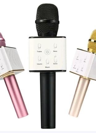 Караоке микрофон, Bluetooth микрофон