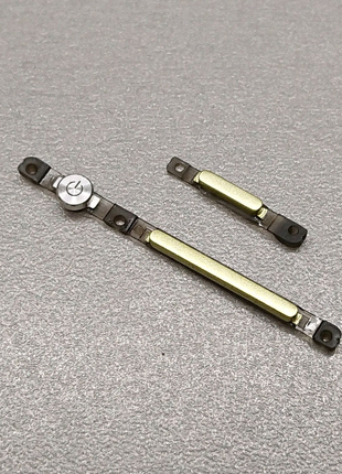 Боковые кнопки для Sony Xperia XA F3111 F3112 F3116 F3115. Золото