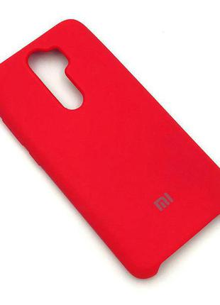 Чехол XIAOMI RedMi Note 8 Pro Silicon Case Redberry