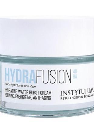 Увлажняющий крем с гиалуроновой кислотой institutum hydrafusio...