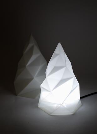 Декоративный настольный светильник ночник