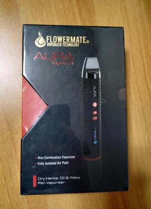 Портативный вапорайзер Flowermate AURA