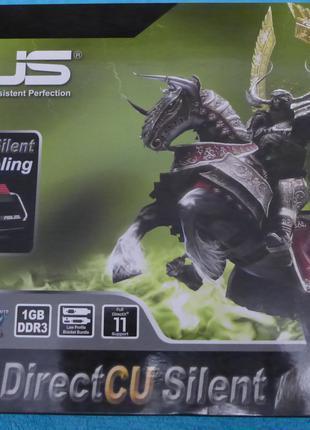 Видеокарта NVIDIA ASUS GT-430 Silent 128bit 1Gb DDR3