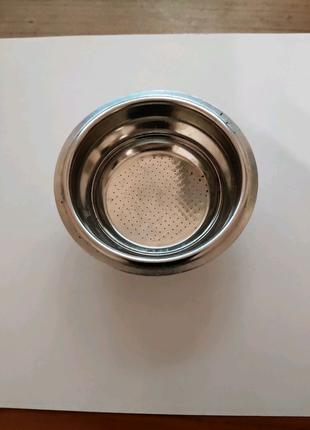 Фильтр-сито на две порции для кофеварок DeLonghi